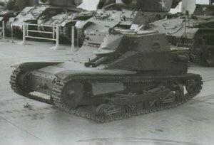 CV35型轻型坦克