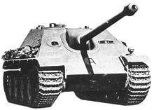猎豹坦克歼击车
